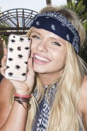 Alli Simpson - Just Jared 2015 Coachella Festival Party Presented by Sonix in Indio