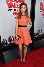 Amanda Crew - Silicon Valley Season 2 Premiere in Hollywood