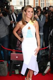Amanda Holden – Britain's Got Talent Auditions in London, April 2015