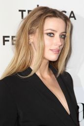 Amber Heard - The Adderall Diaries Premiere in New York City