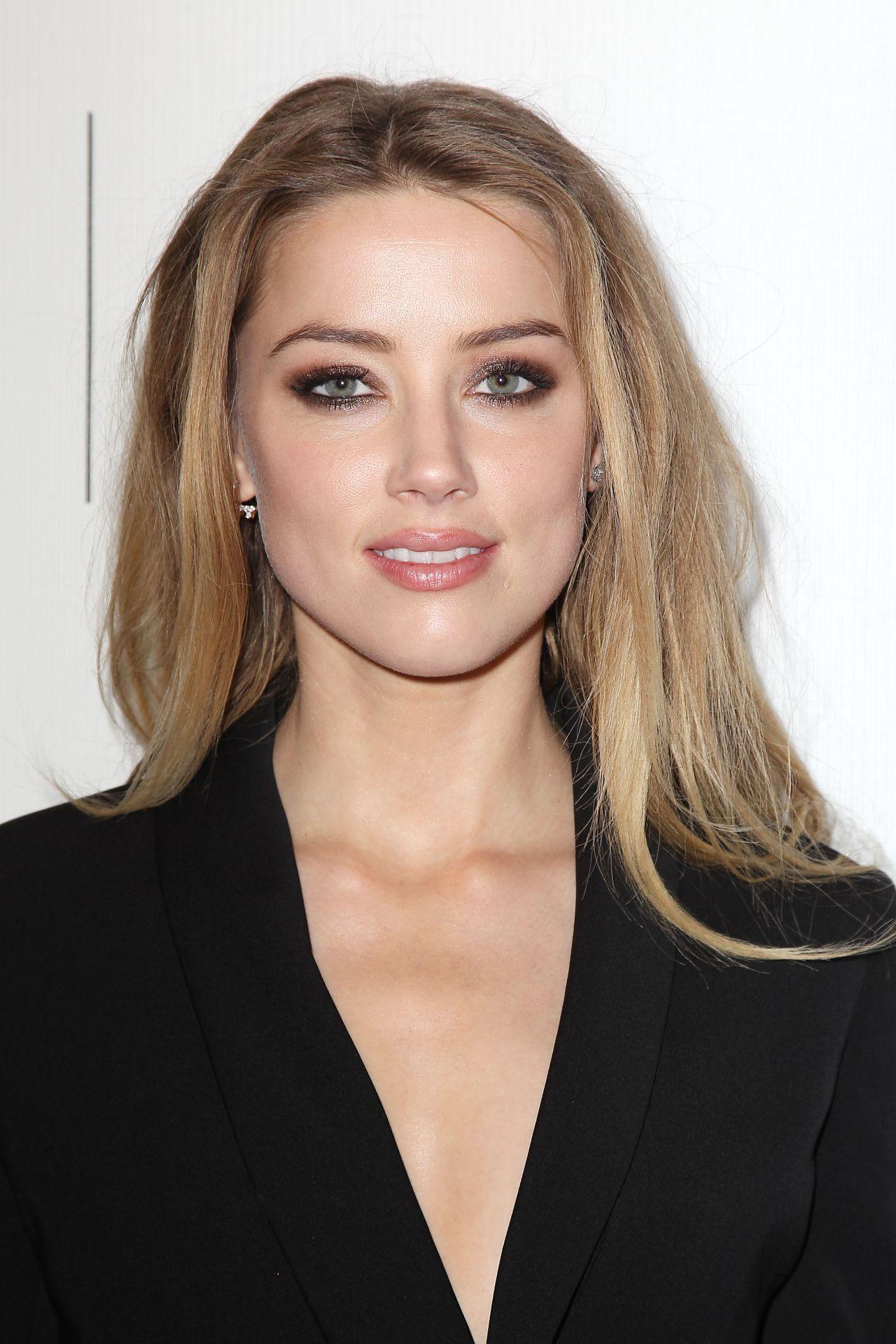 Amber Heard - The Adderall Diaries Premiere in New York City Amber Heard