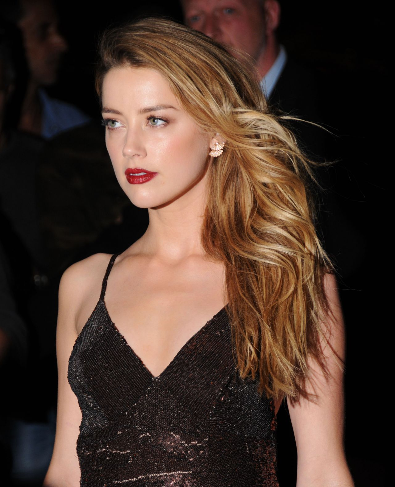 Amber Heard: When I Live My Life Over Again Premiere In