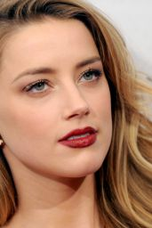 Amber Heard - When I Live My Life Over Again Premiere in New York City