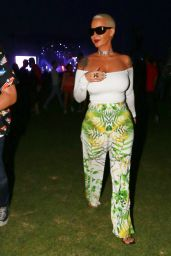 Amber Rose – 2015 Coachella Valley Music and Arts Festival in Indio
