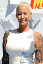 Amber Rose – 2015 MTV Movie Awards in Los Angeles