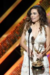 Amelia Heinle – 2015 Daytime Emmy Awards in Burbank