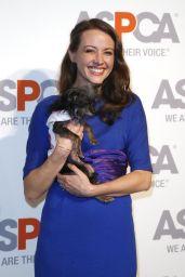 Amy Acker - 2015 ASPCA Bergh Bal in New York