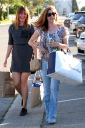Amy Adams - Shopping in Beverly Hills, April 2015