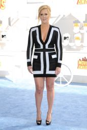 Amy Schumer - 2015 MTV Movie Awards in Los Angeles