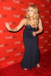 Amy Schumer – TIME 100 Most Influential People In The World Gala in New York City, April 2015