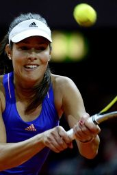 Ana Ivanovic - 2015 Porsche Tennis Grand Prix in Stuttgart – Day 2