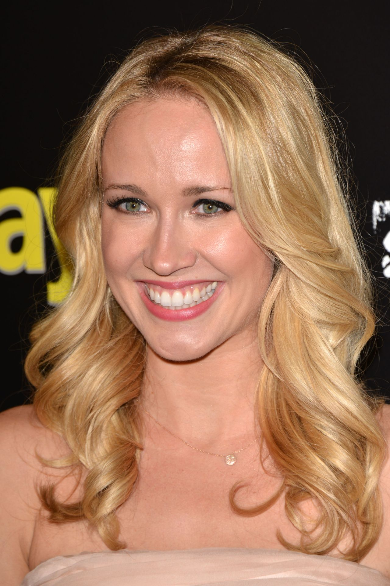 Anna Camp Dial A Prayer Premiere In Los Angeles