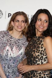 Anna Chlumsky - Paley Center Hosts an Evening With