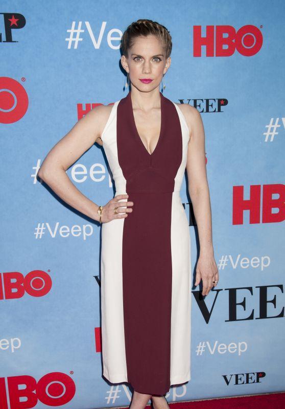 Anna Chlumsky - VEEP Season 4 Screening in New York City