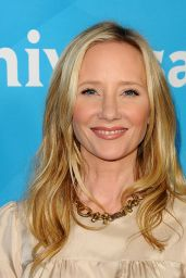 Anne Heche – 2015 NBCUniversal Summer Press Day in Pasadena