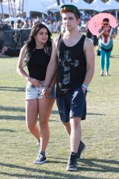 Ariel Winter – 2015 Coachella Music Festival, Day 3, Empire Polo Grounds, Indio