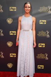 Ashleigh Brewer – 2015 Daytime Emmy Awards in Burbank
