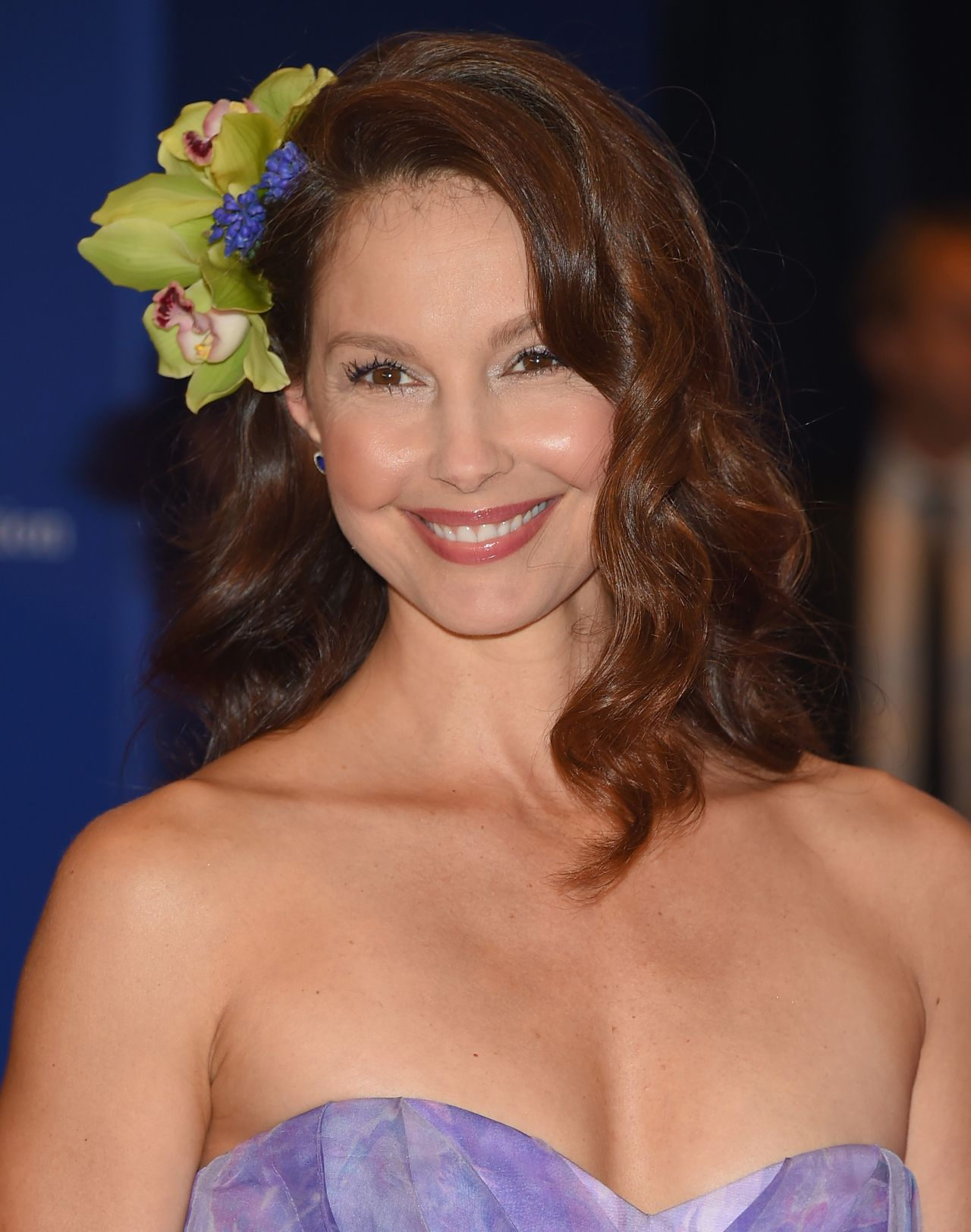 Ashley Judd – 2015 White House Correspondents Dinner in ...