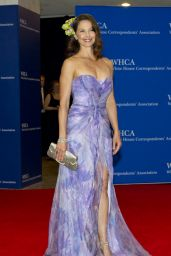 Ashley Judd – 2015 White House Correspondents Dinner in Washington, DC