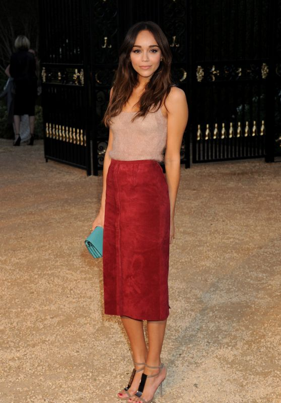 Ashley Madekwe – Burberry's London in Los Angeles Party in Los Angeles, April 2015