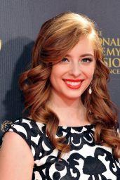 Ashlyn Pearce – 2015 Daytime Emmy Awards in Burbank