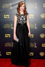 Ashlyn Pearce – 2015 Daytime Emmy Awards in Burbank