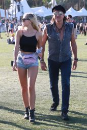 Ava Sambora – 2015 Coachella Music Festival, Day 3, Empire Polo Grounds, Indio