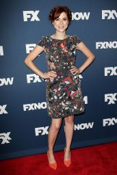 Aya Cash – FX Bowling Party at Lucky Strike in New York, April 2015