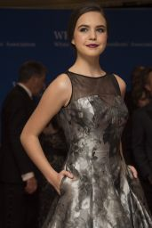 Bailee Madison – 2015 White House Correspondents Dinner in Washington, DC