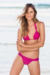 Barbara Di Creddo Bikini Photoshoot - Lenny Niemeyer - Summer 2015