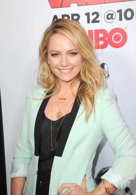 Becki Newton - Silicon Valley Season 2 Premiere in Hollywood