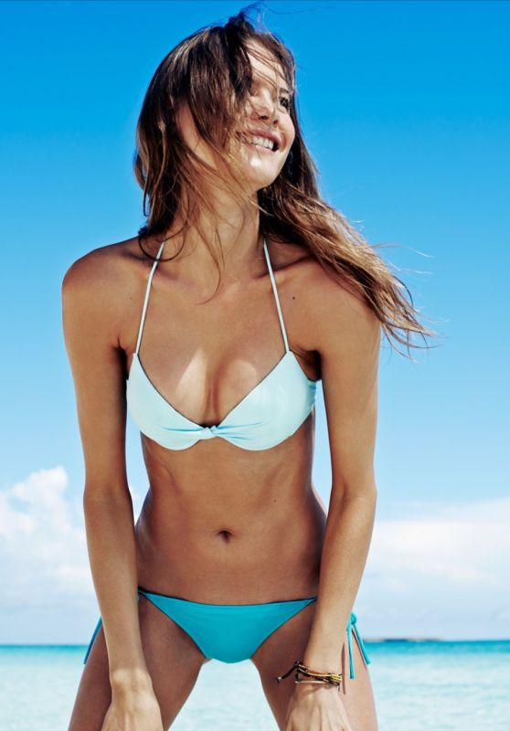 Behati Prinsloo Bikini Pics - Paola & Murray Swimwear Collection 2015