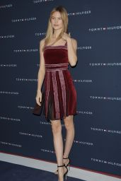 Behati Prinsloo - Tommy Hilfiger Boutique Opening in Paris - March 2015