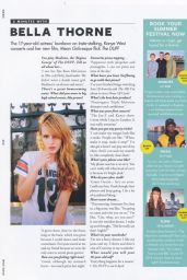 Bella Thorne - ASOS Magazine May 2015 Issue