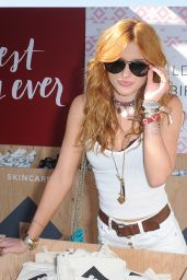 Bella Thorne - Birchbox Cabana at Interview Magazine