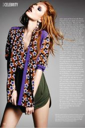 Bella Thorne - Elle Magazine (Canada) May 2015 Issue
