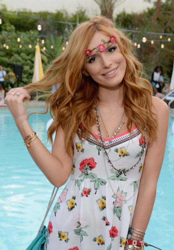 Bella Thorne - H&M Loves Coachella Party in Palm Springs, April 2015