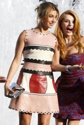 Bella Thorne & Hailey Baldwin - Photoshoot in New York City, April 2015
