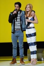 Bella Thorne - MTV 2015 Upfront presentation in New York City