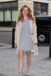 Bella Thorne Style - at BBC Radio 1 Studios in London, March 2015
