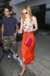 Bella Thorne Style - Out in LA, April 2015