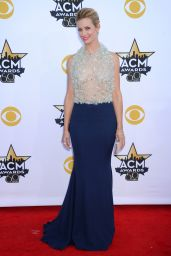 Beth Behrs - 2015 Academy Of Country Music Awards in Arlington
