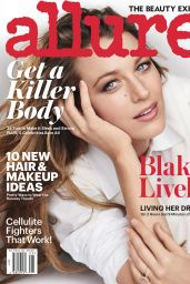 Blake Lively - Allure Magazine May 2015 Cover and Photoshoot