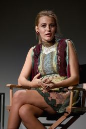 Blake Lively - Apple Store Soho Presents Meet The Filmmaker: Blake Lively in New York City