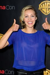 Breanne Parhiala - WB 2015 Cinemacon Press Line in Las Vegas