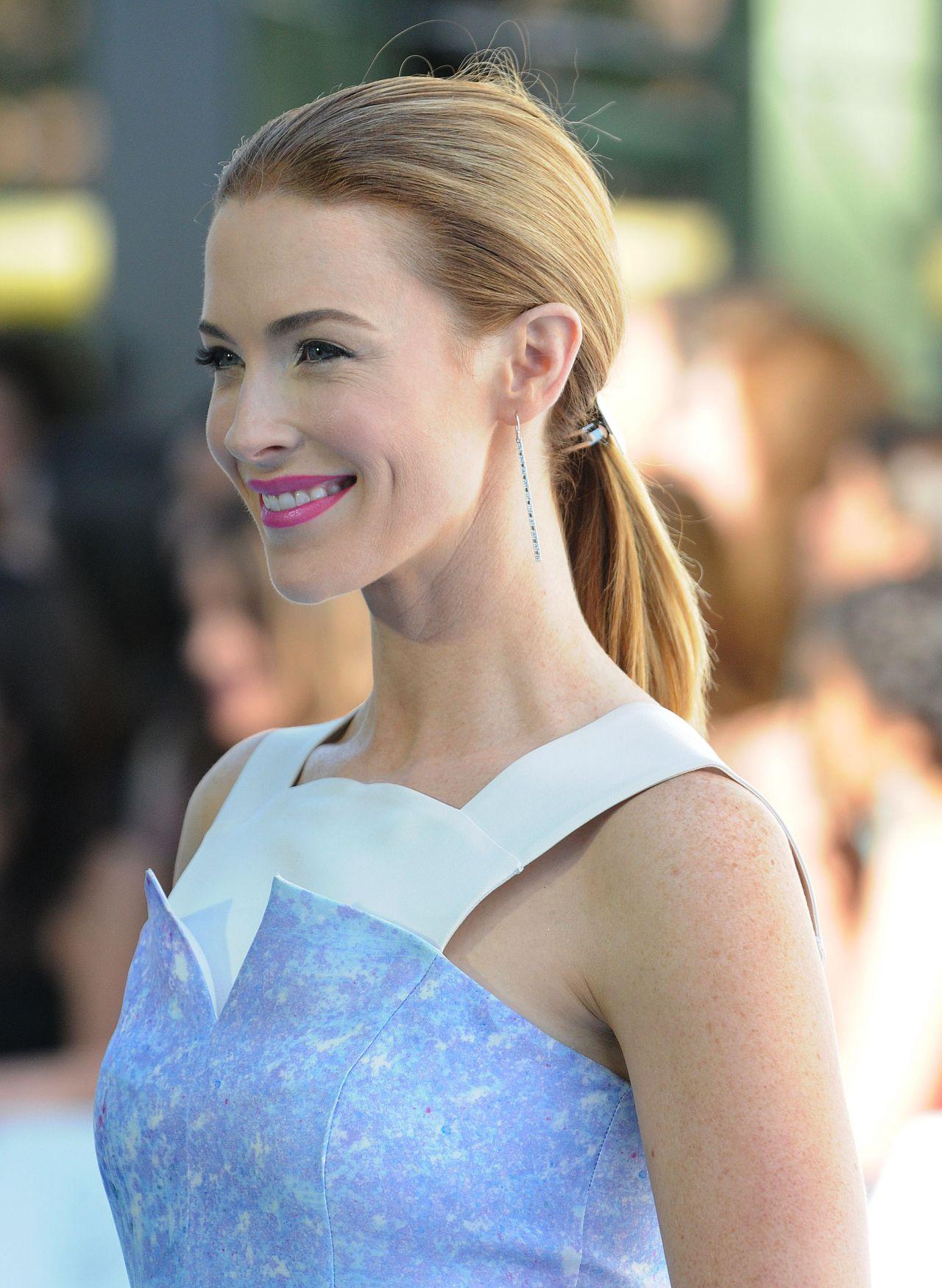 Bridget Regan 2015 Mtv Movie Awards In Los Angeles