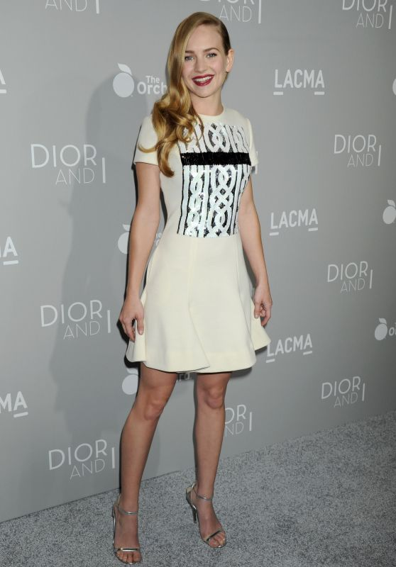 Britt Robertson - Orchard Premiere of Dior and I in Los Angeles
