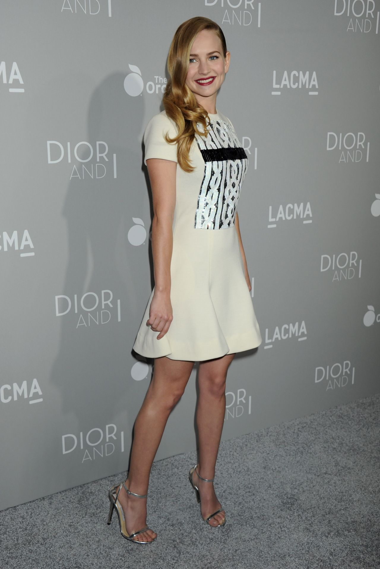 Britt Robertson – Orchard Premiere of Dior and I in Los Angeles
