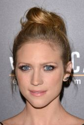 Brittany Snow - Dial A Prayer Premiere in Los Angeles