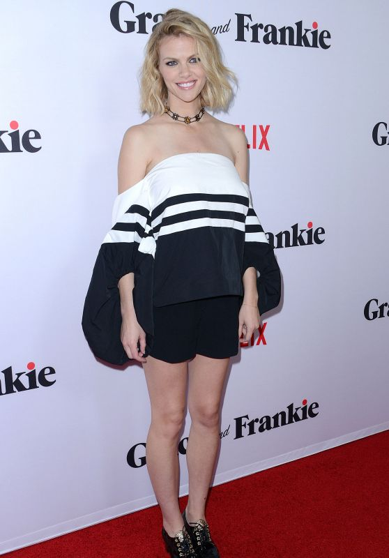 Brooklyn Decker - Grace and Frankie Premiere in Los Angeles